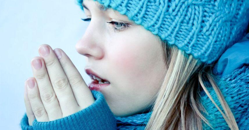 Щитовидная железа и непереносимость холода